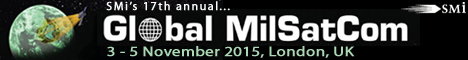 MilSatCom London 2015